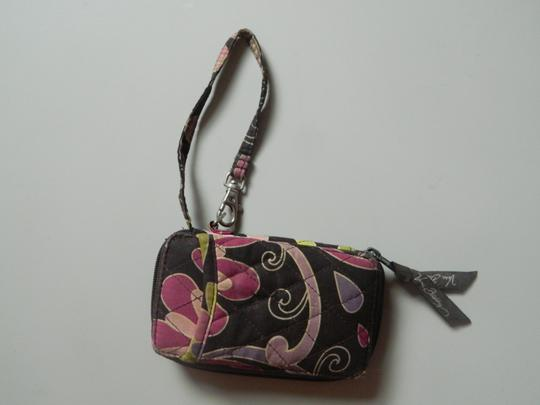 Vera Bradley Wallet Cute Zippers Summer Spring Colorful Fun Cheap Accessories Wristlet Image 6