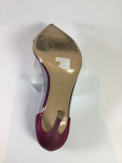 Gianvito Rossi Hot Pink Pumps