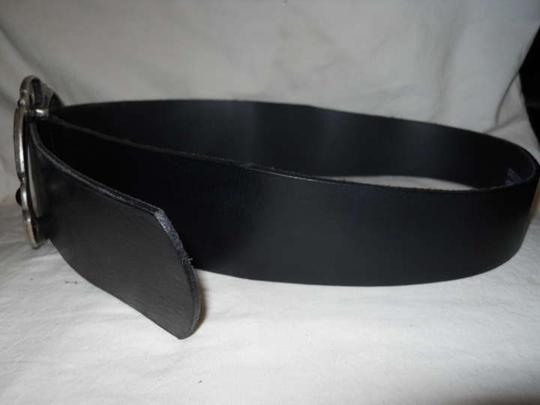 Landes Landes italian leather belt