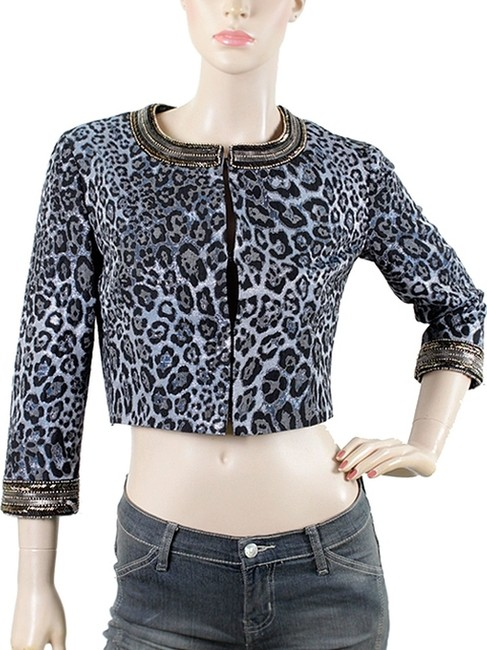 Preload https://item5.tradesy.com/images/matthew-williamson-blue-black-mw-and-leopard-brocade-embellished-cropped-spring-jacket-size-6-s-2938024-0-0.jpg?width=400&height=650