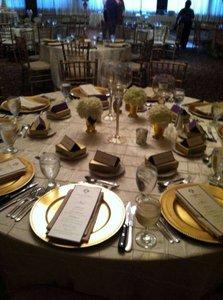14 Ivory Tablecloth