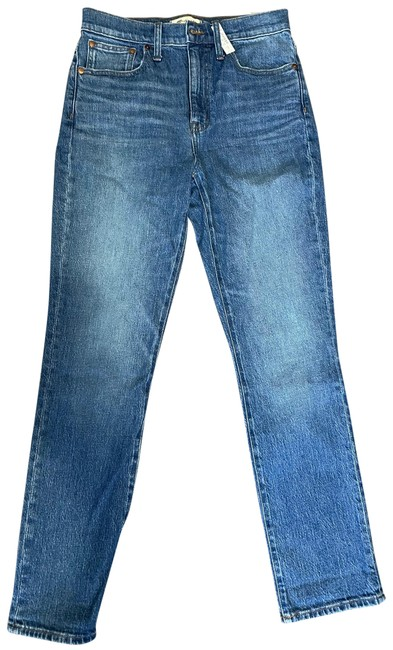Item - Moorland Wash Medium High-rise Slim Boyjean Relaxed Fit Jeans Size 4 (S, 27)