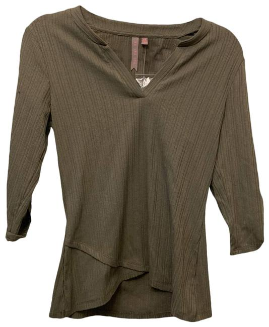 Item - Green XS Long Sleeved Blouse Size 0 (XS)