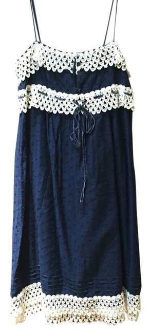 Juicy Couture short dress Navy Blue on Tradesy