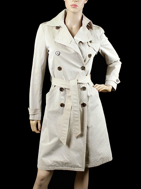 Gryphon Trench Double Breast Raincoat Trench Coat
