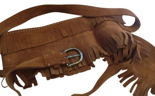 Abercrombie & Fitch Ruehl fringe Western inspired