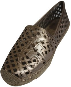 Tory Burch 6.5 TORY BURCH PLATINUM 030 Flats