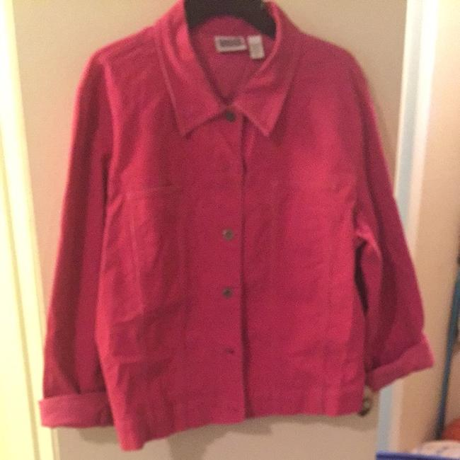 Chico's Pink Jacket