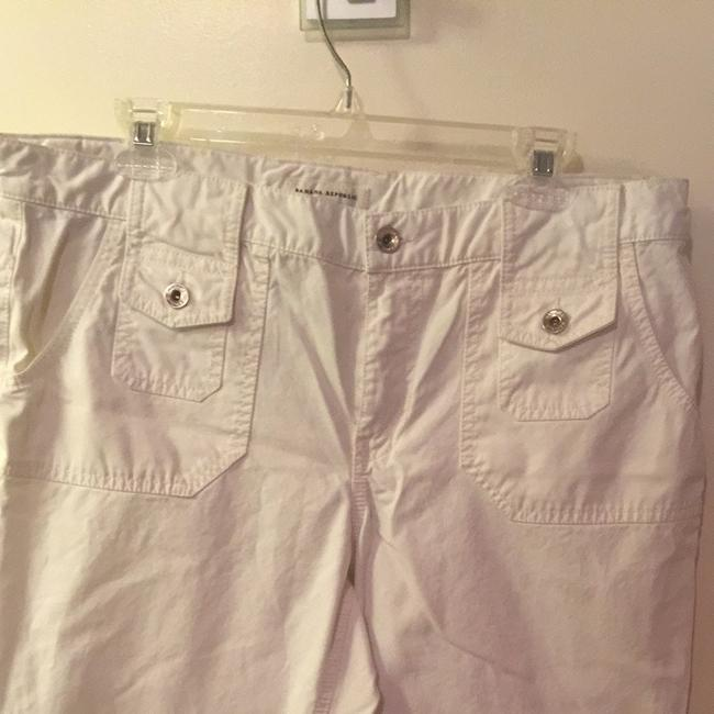 Banana Republic Capris White