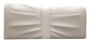 RSVP White/cream Clutch