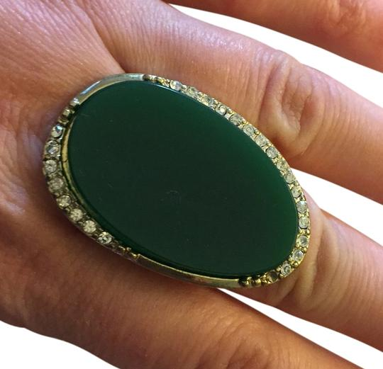 CUSP for Neiman Marcus CUSP for Neiman Marcus Green Cocktail Ring