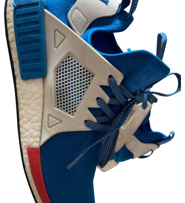 Item - Blue Red White Sneakers Size US 10 Regular (M, B)