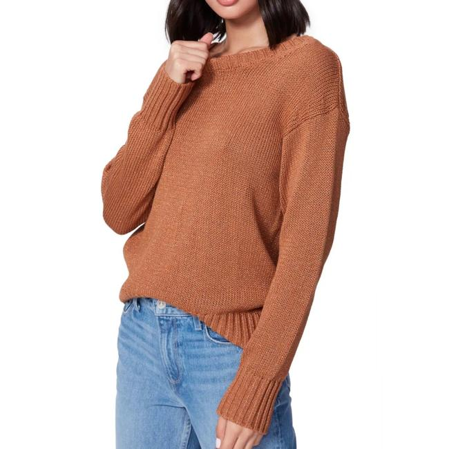 Item - New Knit Camel Brown Sweater