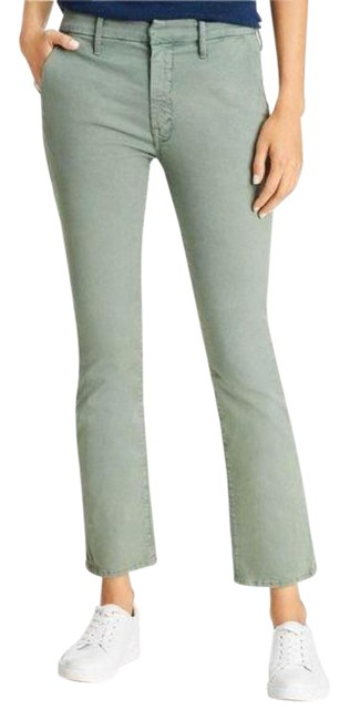 Item - Killing Time In Green The Insider High-rise Ankle Skinny Jeans Size 27 (4, S)