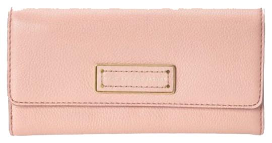 Marc by Marc Jacobs Marc By Marc Jacobs Light Pink Large Wallet New With Tags