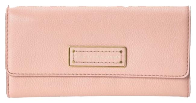 Marc by Marc Jacobs Light Pink Large New with Tags Wallet Marc by Marc Jacobs Light Pink Large New with Tags Wallet Image 1