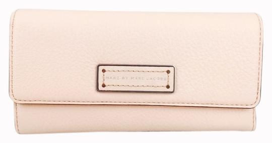 Marc by Marc Jacobs Marc By Marc Jacobs Light Pink Large Wallet New With Tags Image 1