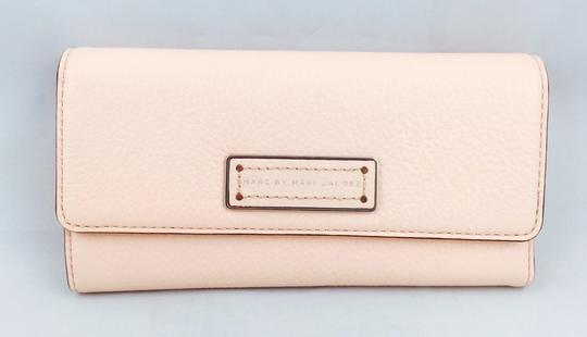 Marc by Marc Jacobs Marc By Marc Jacobs Light Pink Large Wallet New With Tags Image 2