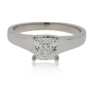 Birks Birks Amorique Diamond Engagement Ring 0.73 Ct G Vvs2