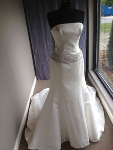 Allure Bridals P645 Wedding Dress