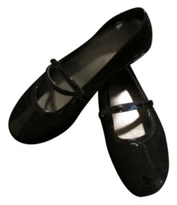 Cole Haan Mary Jane Black Flats