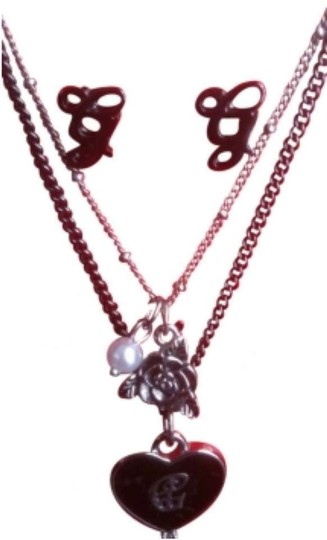 Guess GUESS dual necklace