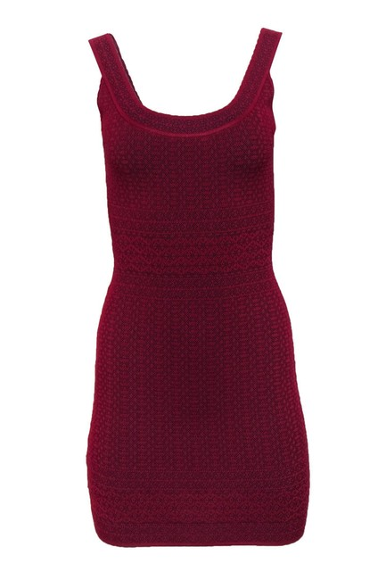 Item - Red Short Casual Dress Size 0 (XS)