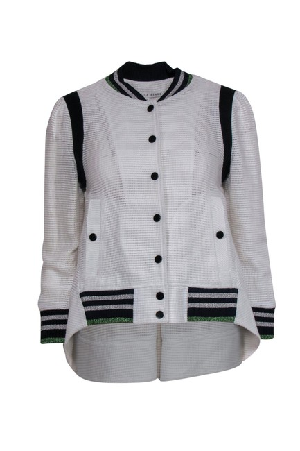 Item - White Button-down Top Size 4 (S)