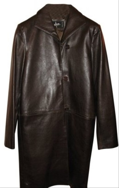 Preload https://item3.tradesy.com/images/olivebrown-cool-looking-leather-size-8-m-29402-0-0.jpg?width=400&height=650