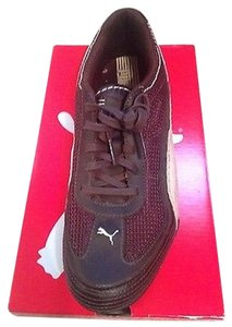 Puma Sneakers Brown Athletic