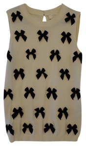 Kate Spade Bows Sweater Vest