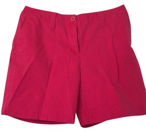 Talbots Shorts Hot Pink