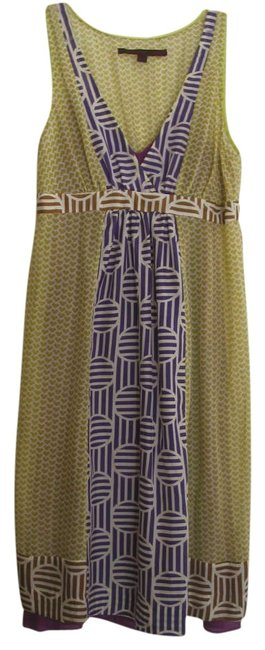 Preload https://item2.tradesy.com/images/a-common-thread-silk-yellow-and-purple-knee-length-short-casual-dress-size-8-m-294131-0-0.jpg?width=400&height=650