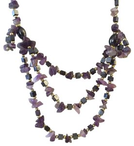 Other Beautiful purple necklace. Handmade in Costa Rica.