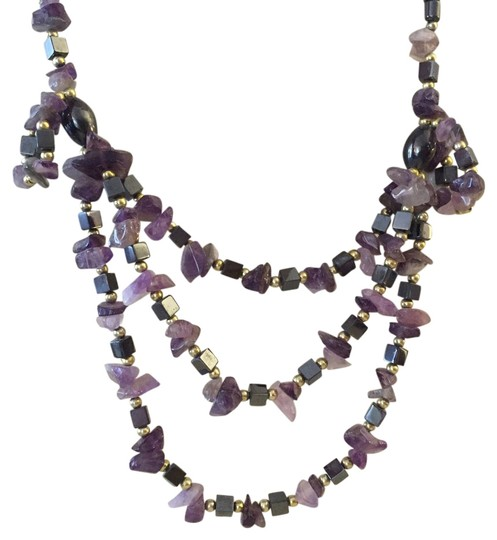 Preload https://item2.tradesy.com/images/other-beautiful-purple-necklace-handmade-in-costa-rica-2941366-0-1.jpg?width=440&height=440