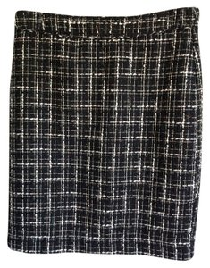 Banana Republic Pencil Skirt Black multi