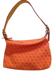 Dooney & Bourke & Handbags Summer Summer Handbags Small Handbags Handbags Small Db & Satchel in Orange