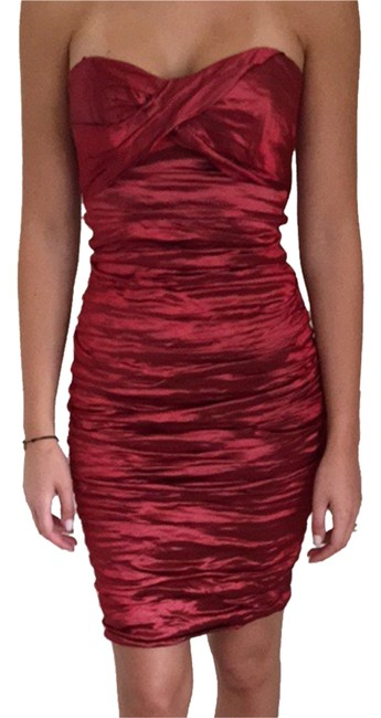 Preload https://item2.tradesy.com/images/nicole-miller-red-rust-cocktail-dress-size-2-xs-2941771-0-0.jpg?width=400&height=650