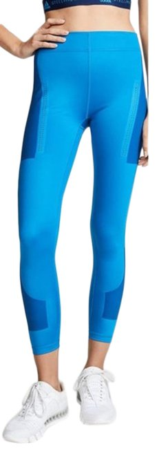 Item - Blue XS Train Tights Activewear Bottoms Size 2 (XS, 26)