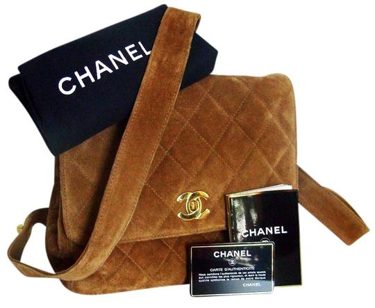 Preload https://item2.tradesy.com/images/chanel-suede-whiskey-backpack-tan-2942041-0-0.jpg?width=440&height=440