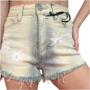 Cello Jeans Shorts Light Wash