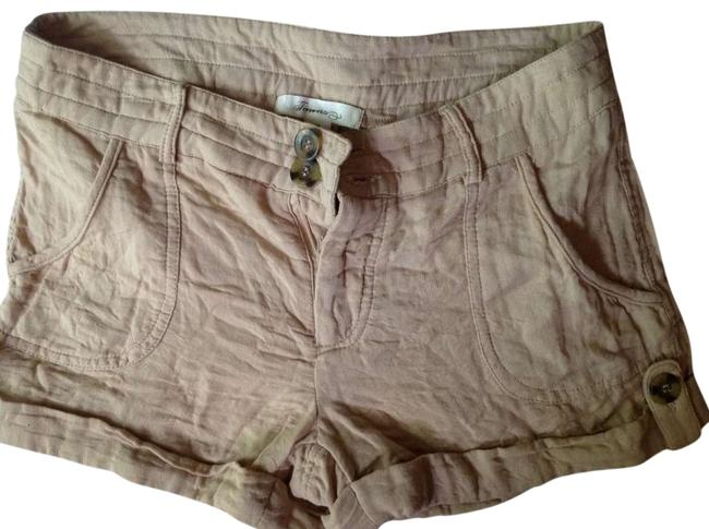 Preload https://item1.tradesy.com/images/forever-21-khaki-cuffed-shorts-size-4-s-27-294220-0-0.jpg?width=400&height=650