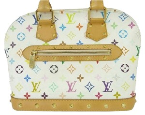 Louis Vuitton Satchel in Multi-Color