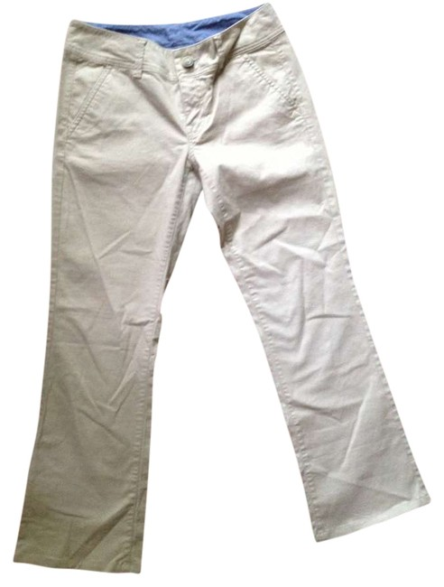 Preload https://item1.tradesy.com/images/american-eagle-outfitters-khaki-flared-pants-size-2-xs-26-294230-0-0.jpg?width=400&height=650