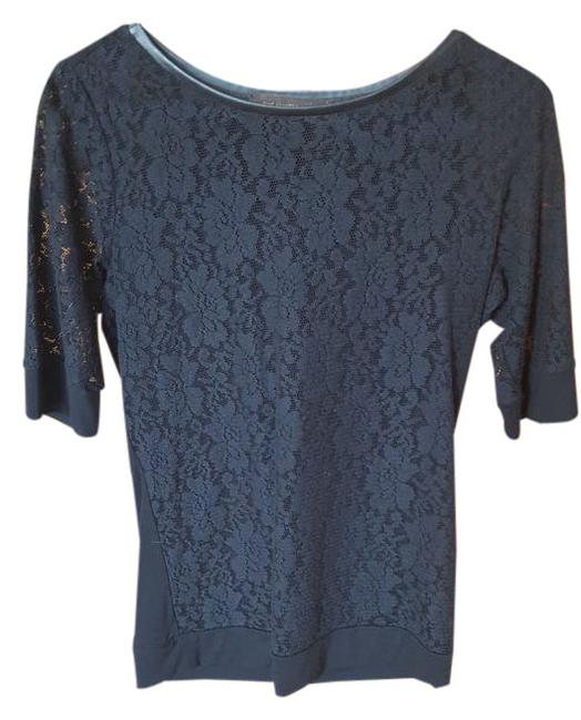 The Limited Lace Top Black