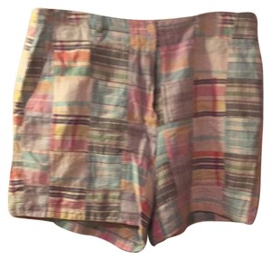 Ralph Lauren Shorts Pale Multi Colors