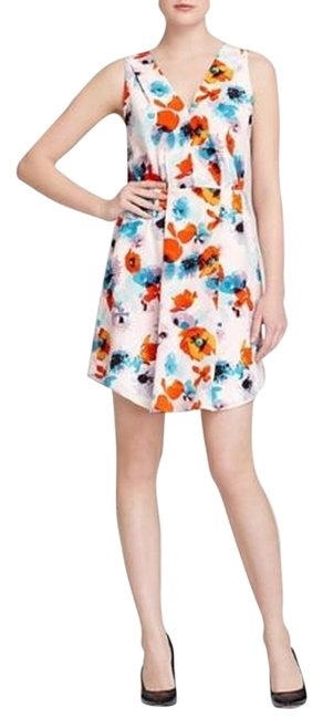 Rebecca Taylor short dress Multi Floral on Tradesy