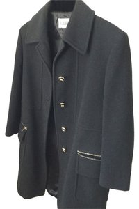 Iceberg Italian Wool Virgin Wool Pea Coat