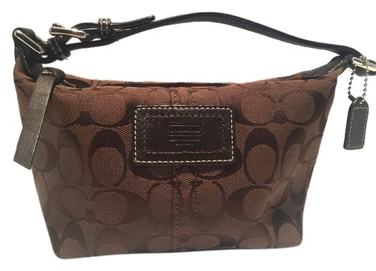 Preload https://item4.tradesy.com/images/coach-brown-baguette-2942953-0-0.jpg?width=440&height=440