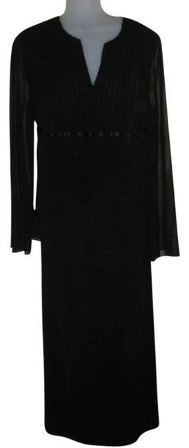 Preload https://item1.tradesy.com/images/nine-and-co-black-skirt-suit-size-12-l-294305-0-0.jpg?width=400&height=650